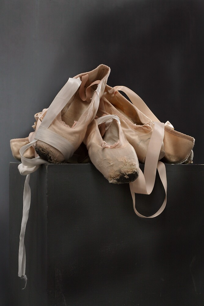 Old ballet booties.. by lawrencew
