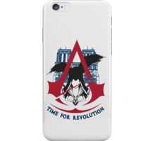AC Time for Revolution iPhone Case/Skin