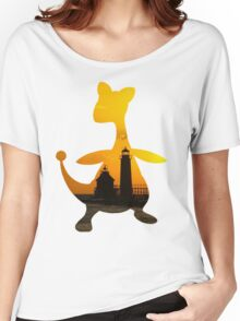 Ampharos used Flash Women's Relaxed Fit T-Shirt
