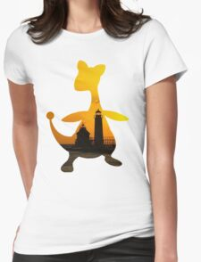 Ampharos used Flash Womens Fitted T-Shirt