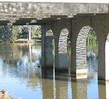 Bridge scape by Julie Dunne