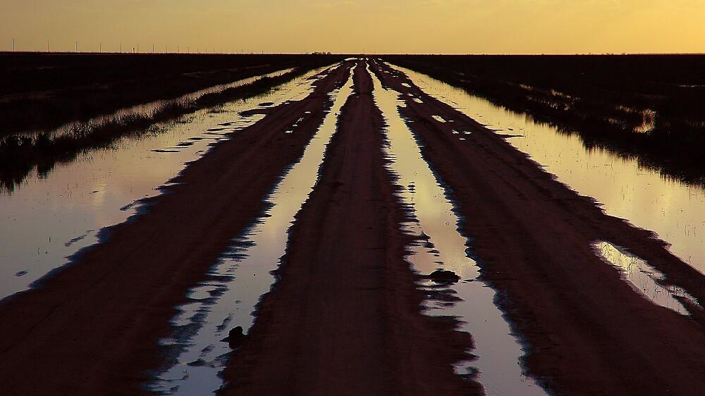 Treacherous road by matthew maguire