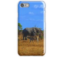 African Dream - kindly donated by Audrey Sohikian - Research Intern iPhone Case/Skin