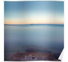 Sea solitude, study2 Poster