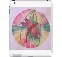 Mandala : Dragonfly Dreams iPad Case/Skin