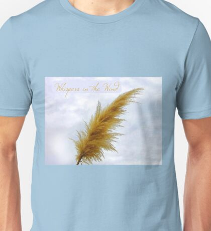 Whispers in the Wind Unisex T-Shirt