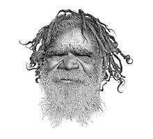 Australian Aboriginal Photographic Print