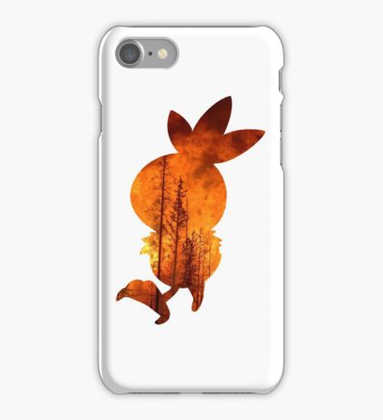Torchic used Overheat iPhone Case/Skin