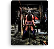 The Power of Femininity Canvas Print