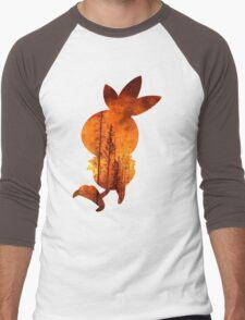 Torchic used Overheat Men's Baseball ¾ T-Shirt