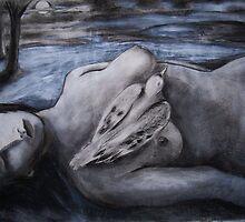 Dove Girl by Brita Lee