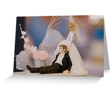 """The Big Day"" Greeting Card"