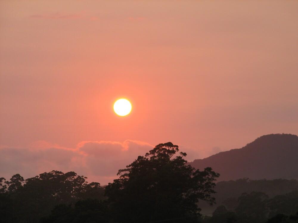 Mystic Rise by melissa sipek