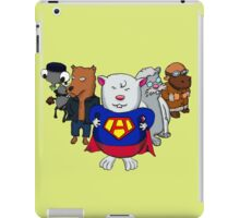 Hamsterhamster with his friends iPad Case/Skin
