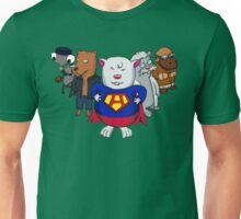 Hamsterhamster with his friends Unisex T-Shirt