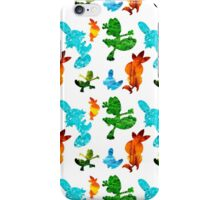 New Hoenn Starters // Pokemon ORAS iPhone Case/Skin