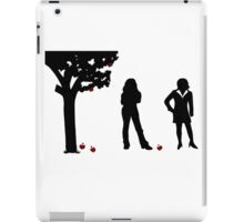 Swan Queen iPad Case/Skin