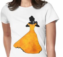 Belle Womens Fitted T-Shirt