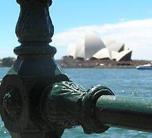 Unfocussed Sydney by Lisa Pugliese