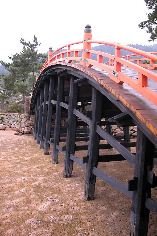Wooden Bridge by rodneyaf