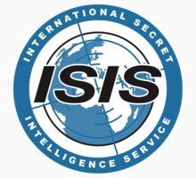 Archer ISIS Logo One Piece - Short Sleeve