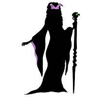Maleficent Photographic Print