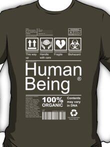 Human Being - Dark T-Shirt