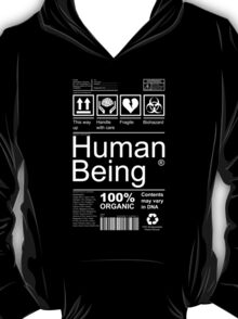 Human Being - Dark T-Shirt