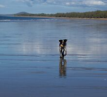 Life's a Beach by John Mikkelsen