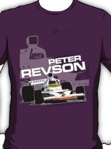 Peter Revson - F1 1973 T-Shirt