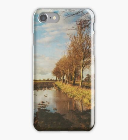 Across the Fields iPhone Case/Skin