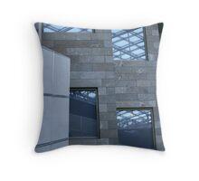 Art Box - Atrium Throw Pillow