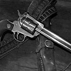 B&amp;W Handgun by Damian