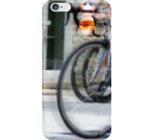 Just Riding Along  iPhone Case/Skin