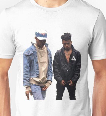 xxxtentacion and ski mask the slump god Unisex T-Shirt
