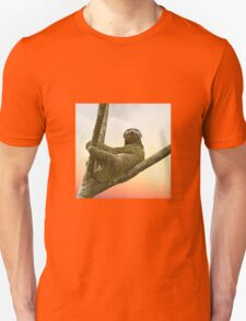 Chill with sloth Headphones T-Shirt