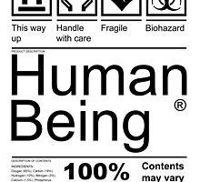 Human Being - Light by papabuju