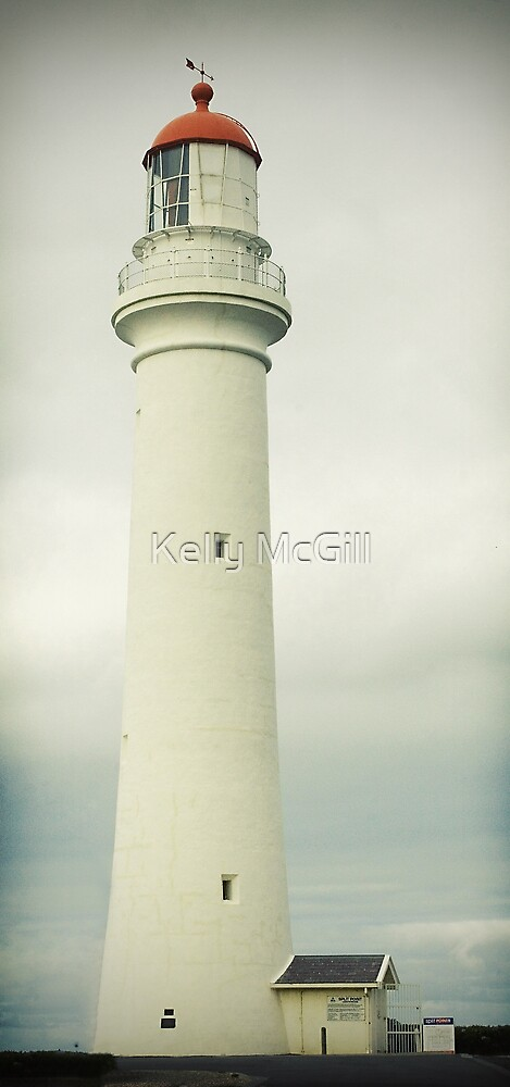 The Lighthouse by Kelly McGill