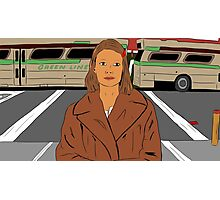 Margot Tenenbaum of The Royal Tenenbaums Photographic Print