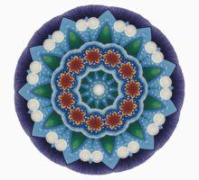 Mandala : Flower Burst  Kids Clothes
