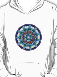Mandala : Flower Burst  T-Shirt