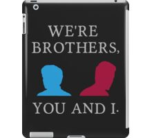 Mutant Brothers iPad Case/Skin