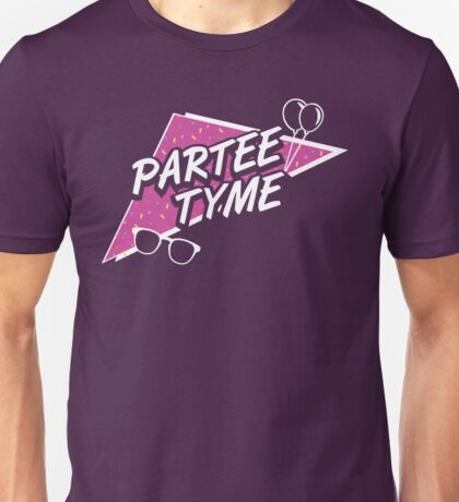 Official Dirty 30 - Partee Tyme Tee Unisex T-Shirt