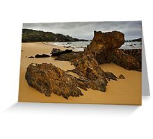 Mystery Bay Greeting Card