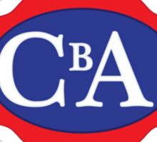 CBA Sticker