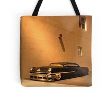 Chopped Mercury Tote Bag