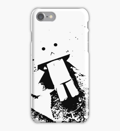 Lost Robot iPhone Case/Skin