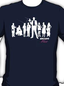 Archer Vice - Line Up T-Shirt