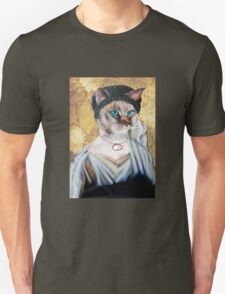 Greek Lady Cat T-Shirt