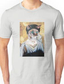 Greek Lady Cat Unisex T-Shirt